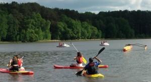 paddle paimpont