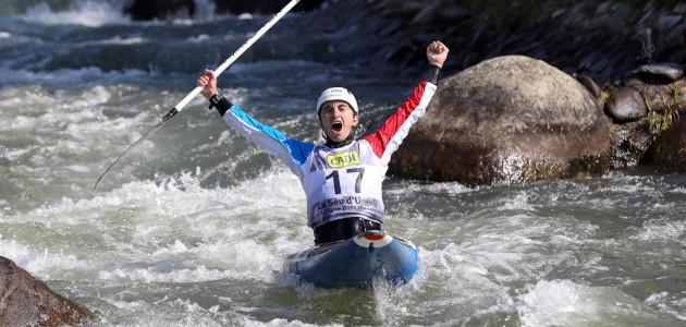Cédric Joly Champion du Monde !!!!