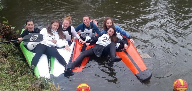 Tournoi de Kayak-Polo à Vern