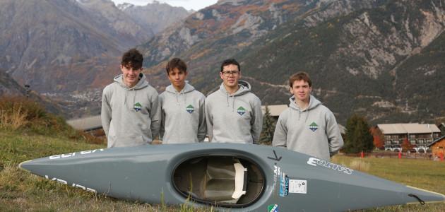 Championnat de France Slalom Cadet/Junior !