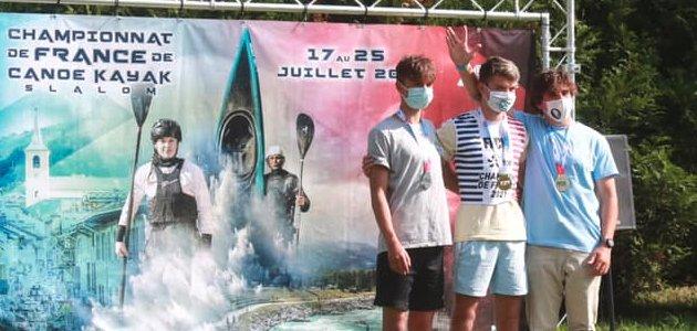 Raf est vice Champion de France junior !